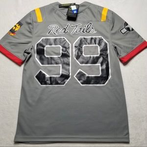 Nike Air Force Falcons Tuskegee Red Tails Jersey